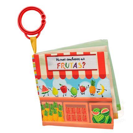 BUBA6847-A-Livrinho-de-Atividades-para-bebe-Conhecendo-as-Frutas--6m-----Buba
