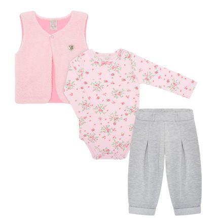 PL65923_A-moda-bebe-menina-conjunto-colete-rosa-body-longo-calca-mescla-Pingo-Lele-no-Bebefacil-loja-de-roupas-e-enxoval-para-bebes