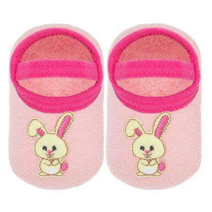 LK072340_A-moda-bebe-menina-meia-sapatilha-coelhinha-Leke-no-Bebefacil-loja-de-roupas-e-enxoval-para-bebes