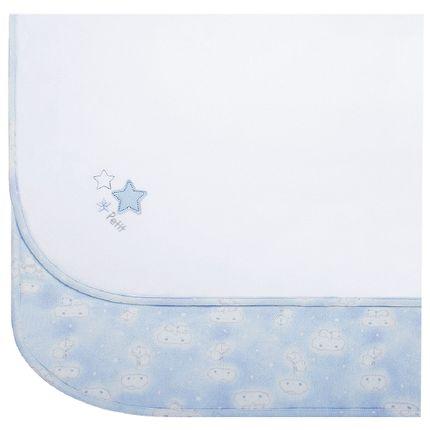 CMS4584_A-enxoval-e-maternidade-bebe-menino-cobertor-forrado-microsoft-ursinho-na-nuvem-Petit-no-Bebefacil-loja-de-roupas-e-enxoval-para-bebes
