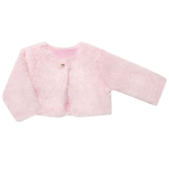 BB2861-A_A-moda-bebe-menina-bolero-casaquinho-em-pelucia-rosa-Beth-Bebe-no-bebefacil-loja-de-roupas-enxoval-e-acessorios-para-bebes
