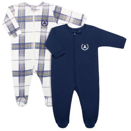 CQ1808441_A-moda-bebe-menino-kit-2-macacao-longo-para-bebe-em-suedine-windsor-coquelicot-no-Bebefacil-loja-de-roupas-e-enxoval-para-bebes