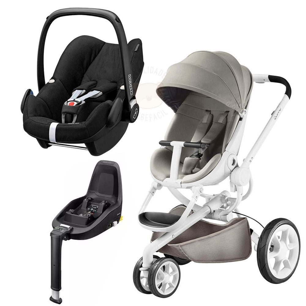 travel system beb conforto pebble plus black raven maxi. Black Bedroom Furniture Sets. Home Design Ideas