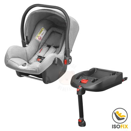 BB567-BB569-A-Bebe-Conforto-Cinza-com-Base-ISOFIX-Heritage-Fix-0-13-Kg---Fisher-Price