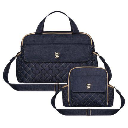 WKIT-3-9046-A-Bolsa-Maternidade-Karen-M---Karen-P-Classic-Fit-Jeans-Dourado---Classic-for-Baby-Bags