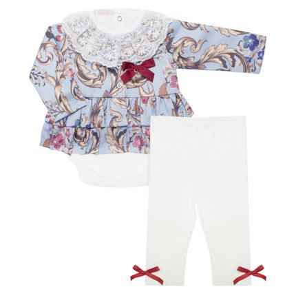 30825407022_A-moda-bebe-menina-conjunto-body-longo-calca-legging--casaco-Provence-Roana-no-bebefacil-loja-de-roupas-enxoval-e-acessorios-para-bebes