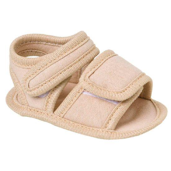 KB5188-245-sapatnhos-bebe-menina-menino--sandalia-velcro-bege-keto-baby-no-bebefacil-loja-de-roupas-enxoval-e-acessorios-para-bebes