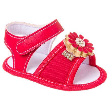 KB5194-4-sapatnhos-bebe-menina-sandalia-velcro-flor-vermelha-keto-baby-no-bebefacil-loja-de-roupas-enxoval-e-acessorios-para-bebes