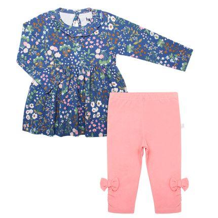 CON10472_A-moda-bebe-menina-conjunto-bata-manga-longa-claca-legging-rosa-hug-no-bebefacil-loja-de-roupas-enxoval-eacessorios-para-bebes