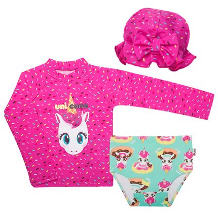 KIT2-UNI_A-moda-praia-bebe-menina-camiseta-surfista-maio-lycra-unicornio-puket-no-bebefacil-loja-de-roupas-enxoval-e-acessorios-para-bebes