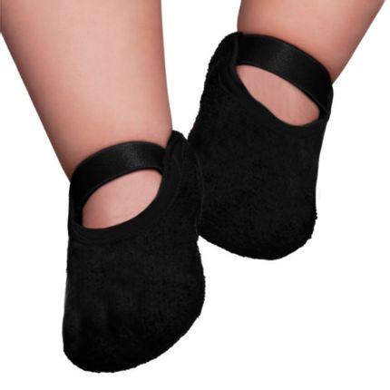 PK6979L-PR-Moda-bebe-menina-meia-sapatilha-soft-preto-puket-no-bebefacil-loja-de-roupas-enxoval-e-acessorios-para-bebes