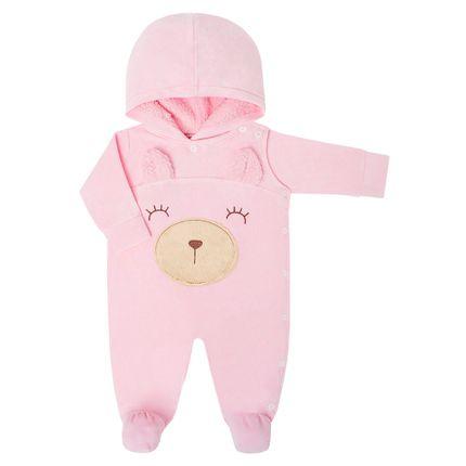 SK4827.02_A-moda-bebe-menina-macacao-longo-capuz-em-plush-ursinha-rosa-serelepe-no-bebefacil-loja-de-roupas-enxoval-e-acessorios-para-bebes