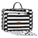 MB12BRO402.21-B-Mala-Maternidade-Vintage-Brooklyn-Black-and-White---Masterbag