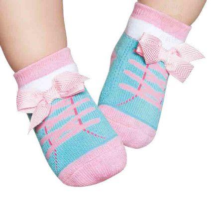 PK6936D-RS_A-Moda-bebe-menina-meia-tenis-com-aplique-rosa-azul-puket-no-bebefacil-loja-de--roupas-enxoval-e-acessorios-para-bebes