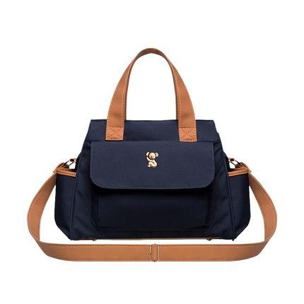 BOBP9043-A-Bolsa-Termica-Bella-P-Oxford-Marinho---Classic-for-Baby-Bags