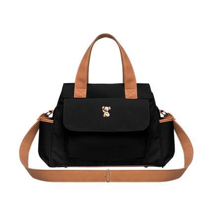 BOBP9045-A-Bolsa-Termica-Bella-P-Oxford-Preto---Classic-for-Baby-Bags