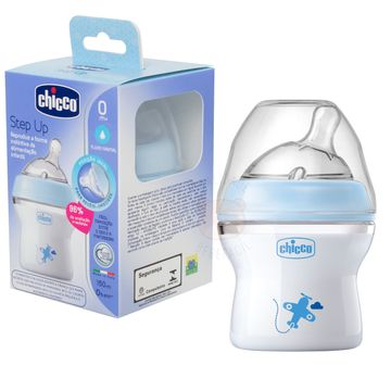 CH1008-A-A-Mamadeira-Step-Up-New-150ml-Fluxo-Normal--0m---Azul---Chicco