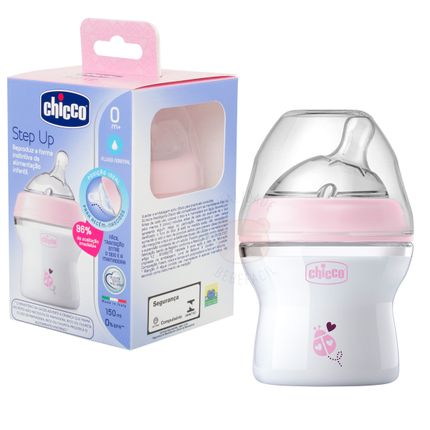 CH1008-R-A-Mamadeira-Step-Up-New-150ml-Fluxo-Normal--0m---Rosa---Chicco