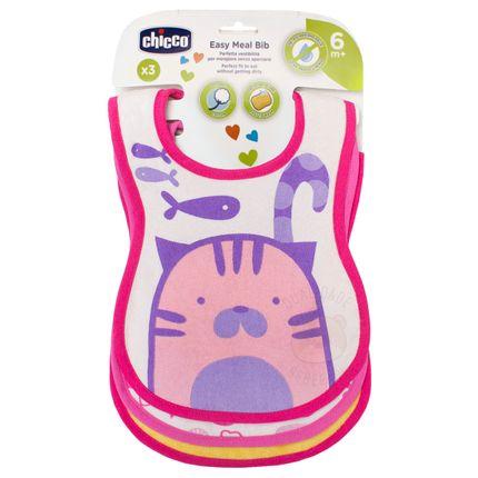 CH5116-A_A-enxoval-e-maternidade-bebe-menina-kit-3-babadores-atoalhados-easy-meal-gatinha-chicco-no-bebefacil-loja-de-roupas-enxoval-e-acessorios-para-bebes
