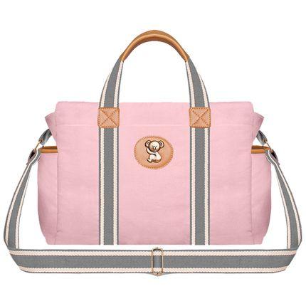 BSA9024-A-Bolsa-Maternidade-para-bebe-Albany-Adventure-em-sarja-Rosa---Classic-for-Baby-Bags
