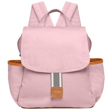 MCA9024-A-Mochila-maternidade-Adventure-em-sarja-Rosa---Classic-for-Baby-Bags