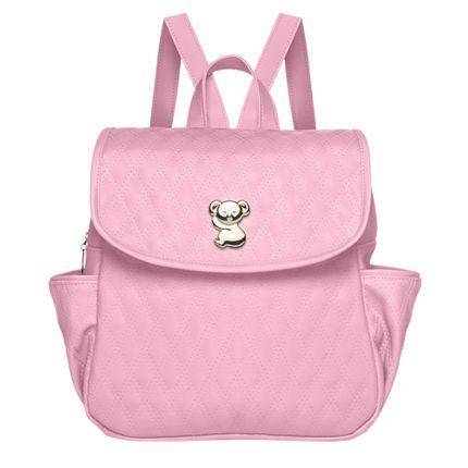 MK9024-A-Mochila-maternidade-Golden-Koala-Rosa---Classic-for-Baby-Bags