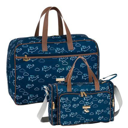 MB12HPN295.17---MB12HPN210.17-A-Mala-Maternidade-Vintage---Bolsa-Termica-para-bebe-Anne-Avioes---Masterbag