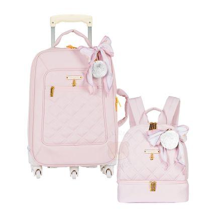 MB11BLT404.22---MB11BLT302.22-A-Mala-Maternidade-com-rodizio---Mochila-Maternidade-Nina-Ballet-Rosa---Masterbag