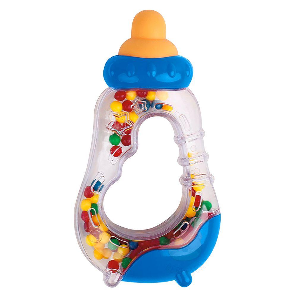 BUBA0943-A-A-Mordedor---Chocalho-para-bebe-Mamadeira-Azul--3m-----Buba