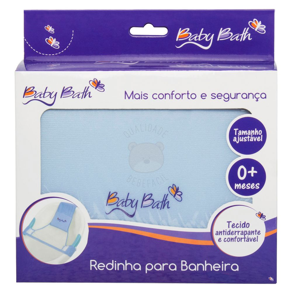 B21410-A-Redinha-ajustavel-para-banheira-Azul--0m-----Baby-Bath