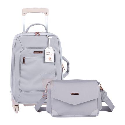 MB11ROS404.17---MB11ROS399.17-A-Mala-Maternidade-com-rodizio---Bolsa-para-bebe-Mommy-Rose-Gold-Rosa---Masterbag