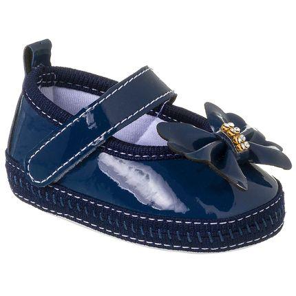 KB1110-5_A-sapatinhos-bebe-menina-sapatilha-laco-strass-marinho-keto-baby-no-bebefacil-loja-de-roupas-enxoval-e-acessorios-para-bebes