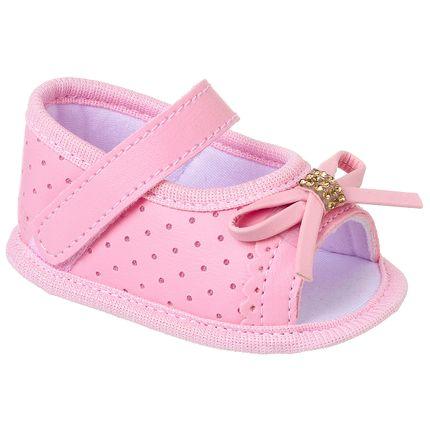 KB1114-7_A-sapatinho-bebe-menina-sandalia-peep-toe-furadinha-laco-e-strass-rosa-keto-baby-no-bebefacil-loja-de-roupas-enxval-e-acessorios-para-bebes