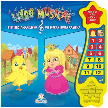 BLU476-A-passeio-e-brinquedos-livro-musical-pintinho-amarelinho-fui-morar-numa-casinha-blu-editora-no-bebefacil-loja-de-roupas-enxoval-e-acessorios-para-bebes