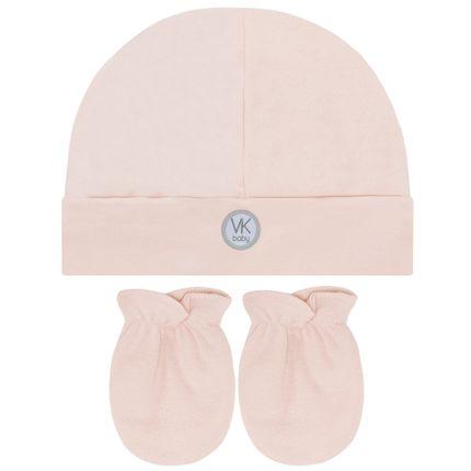 46106022_A-moda-bebe-menina-acessorios-kit-touca-luva-algodao-egipcio-rosa-vk-baby-no-bebefacil-loja-de-roupas-enxoval-e-acessorios-para-bebes