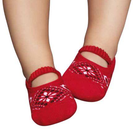 PK6926D-VM-moda-bebe-menina-meia-sapatilha-bandana-puket-no-bebefacil-loja-de-roupas-enxoval-e-acessorios-para-bebes