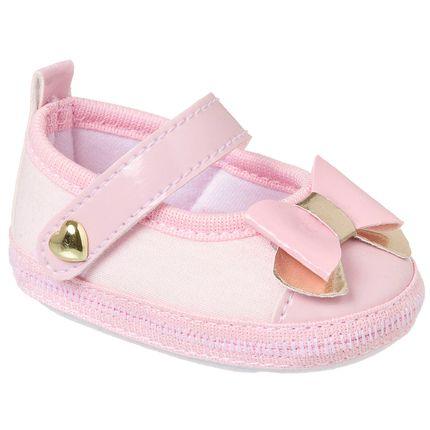 KB1101-7_A-sapatinhos-bebe-menina-sapatilha-laco-dourado-rosa-keto-baby-no-bebefacil-loja-de-roupas-enxoval-e-acessorios-para-bebes