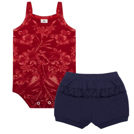 PB9165_A-moda-bebe-menina-conjunto-body-regata-shorts-babadinhos-roses-piu-blu-no-bebefacil-loja-de-roupas-enxoval-e-acessorios-para-bebes