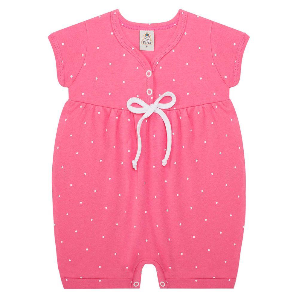 PB3152_A-moda-bebe-menina-macacao-curto-em-suedine-rosa-poa-piu-blu-no-bebefacil-loja-de-roupas-enxoval-e-acessorios-para-bebes