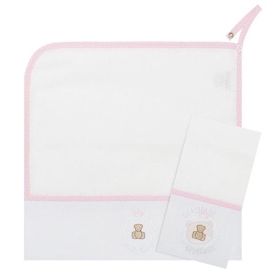 B006015_A-enxoval-e-maternidade-bebe-menina-kit-2-fraldinhas-de-boca-em-fralda-pink-theodore-biramar-baby-no-bebefacil-loja-de-roupas-enxoval-e-acessorios-para-bebes