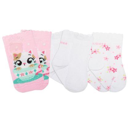 PK6963D-RS_A-moda-bebe-menina-meia-tripack-gatinha-rosa-puket-no-bebefacil-loja-de-roupas-enxoval-e-acessorios-para-bebes
