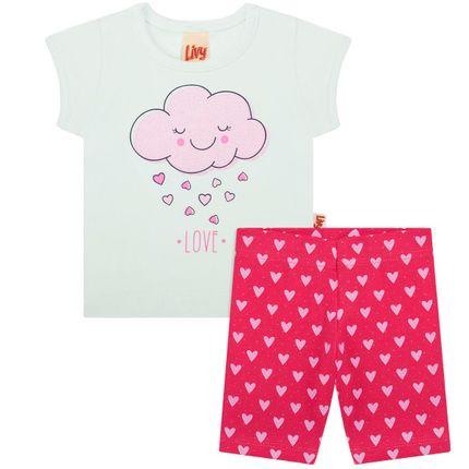 LV5452-VR_A-moda-bebe-menina-conjunto-camiseta-com-bermuda-em-cotton-mint-cloud-livy-no-bebefacil-loja-de-roupas-enxoval-e-acessorios-para-bebes