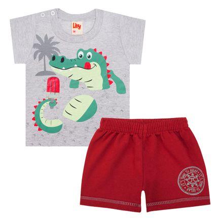 LV5535_A-moda-bebe-menino-conjunto-camiseta-shorts-moletinho-jacare-livy-no-bebefacil-loja-de-roupas-enxoval-e-acessorios-para-bebes
