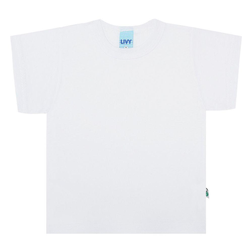 LV1025.BR_A-moda-menino-menina-camiseta-basica-manga-curta-branca-livy-no-bebefacil-loja-de-roupas-enxoval-e-acessorios-para-bebes