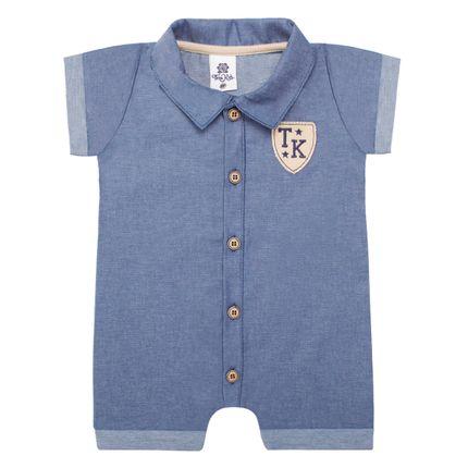 TK5686.BL_A-moda-bebe-menino-macacao-polo-curto-blue-jeans-time-kids-no-bebefacil-loja-de-roupas-enxoval-e-acessorios-para-bebes