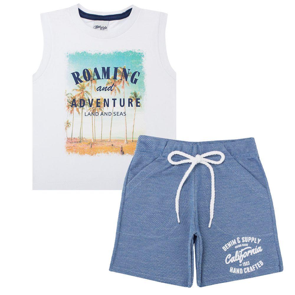 TK5699.BR_A-moda-menino-conjunto-regata-shorts-malha-tropical-time-kids-no-bebefacil-loja-de-roupas-enxoval-e-acessorios-para-bebes