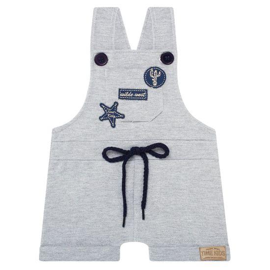 TK5687.ME_A-moda-bebe-menino-jardineira-moletinho-mescla-time-kids-no-bebefacil-loja-de-roupas-enxoval-e-acessorios-para-bebes