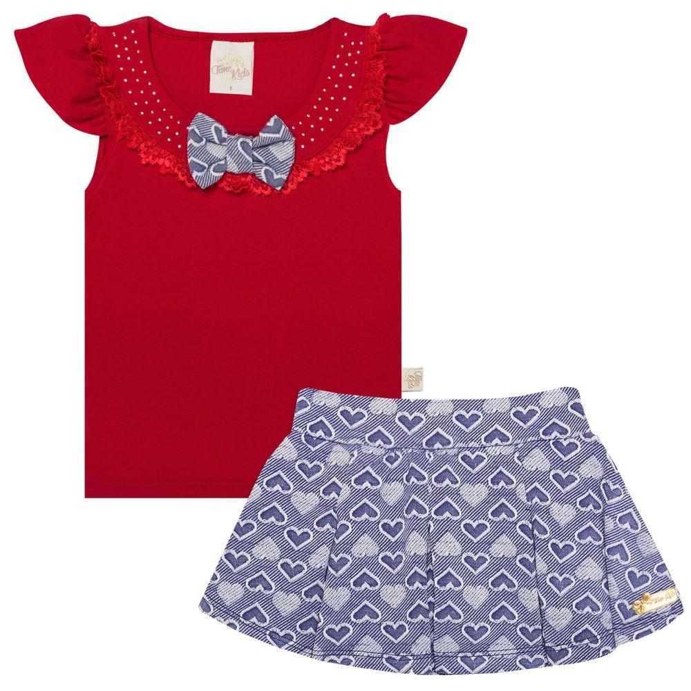 TK5636.VR_A-moda-menina-blusinha-cotton-saia-shorts-amore-time-kids-no-bebfacil-loja-de-roupas-enxoval-e-acessorios-para-bebes