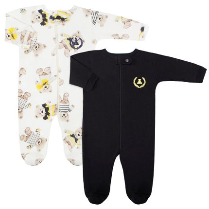 CQ18.084.37_A-moda-bebe-menino-kit-e-2-macacao-longos-ziper-suedine-ursinhos-coquelicot-no-bebefacil-loja-de-roupas-enxoval-e-acessorios-para-bebes