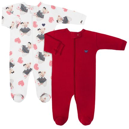 CQ18.084.32_A-moda-bebe-menina-kit-e-2-macacao-longos-ziper-suedine-ursinha-coquelicot-no-bebefacil-loja-de-roupas-enxoval-e-acessorios-para-bebes